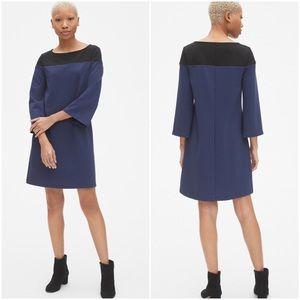 Gap Color Block Shift Dress !